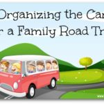 Organizing the Car for a Family Road Trip
