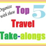 Top 5 Travel Take-Alongs