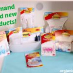 New 3M Command Products and a Giveaway!!