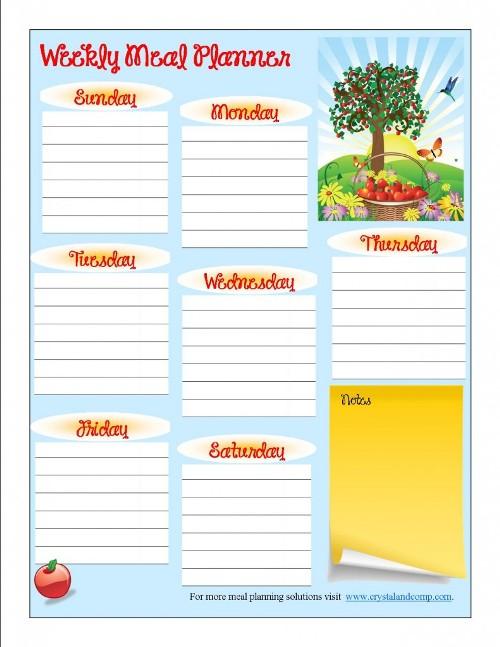 September-Menu-Planner