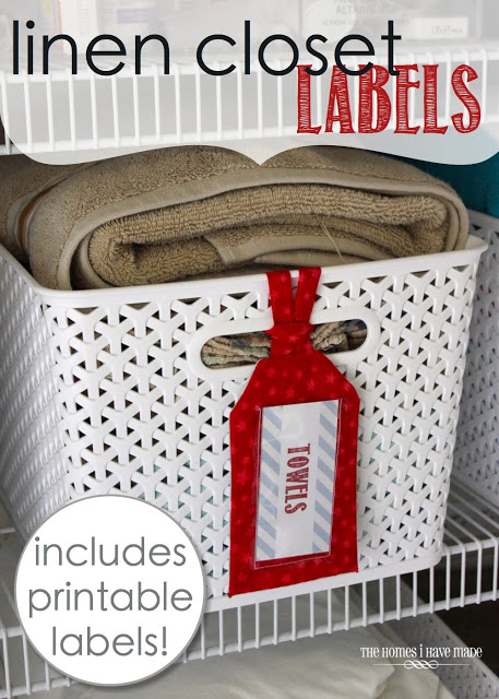 free printable closet labels