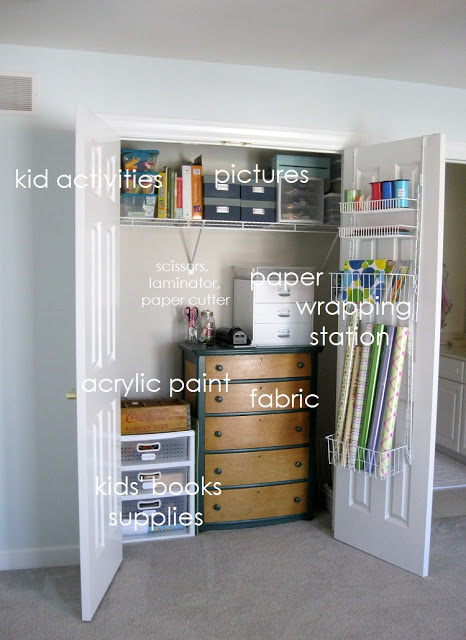 Add A Dresser To Your Closet For Additional Space