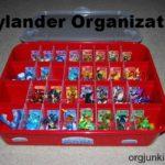 Organizing Skylander Toys