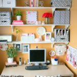 Cute cozy office nook