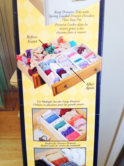 Drawer Dividers 1