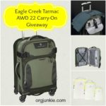 Eagle Creek Carry-On Giveaway!