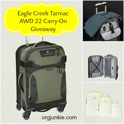 Eagle Creek Tarmac AWD 22 Carry-On Bag Giveaway