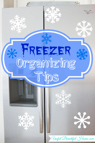 Very Upright Freezer Organization Tips GH04