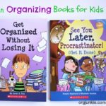 Fun Organizing Books for Kids
