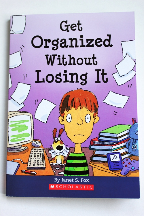 Get Organized Without Losing It ~ organizing books for kids at orgjunkie.com