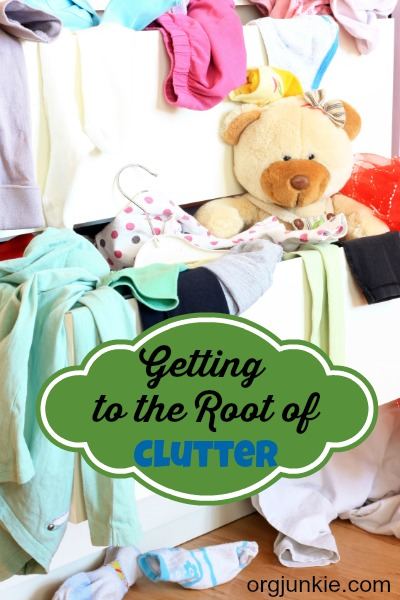 Getting to the Root of Clutter