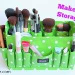 Makeup Storage ~ I've Changed My Mind AGAIN