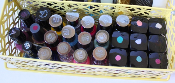 Organized Nail Polish Caddy 3