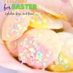 Rice Crackers for Easter