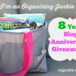 8 Year Blog Anniversary Giveaway
