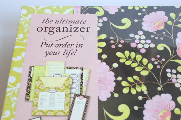 The Ultimate Organizer