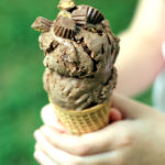 Chocolate Peanut Butter Cup Ice Cream
