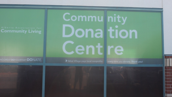 Value Village Donation Centre