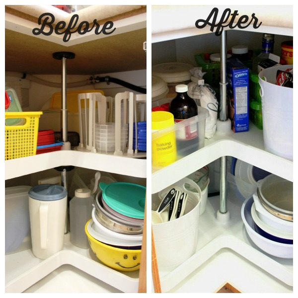Tips To Remember When Organizing Lazy Susans: