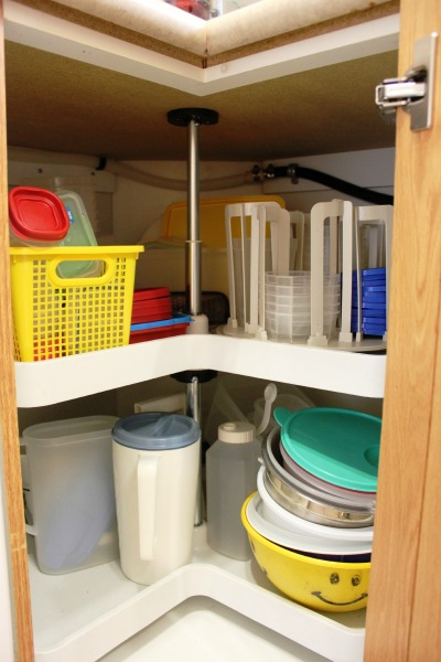 Lazy Susan #1 Before: