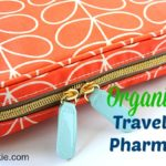 My Organized Traveling Pharmacy