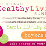 The Ultimate Healthy Living Bundle on Sale Now!!