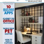 Getting Organized Magazine Fall Cover