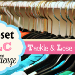tackle and lose clutter challenge