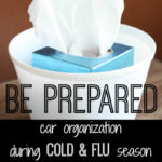 Car Organization During Cold & Flu Season