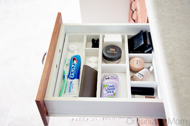 DIY drawer organizers 1