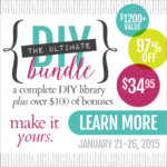 Ultimate DIY Ebook Bundle