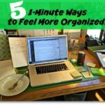 ways to feel more organized-badge