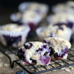 yogurt blueberry oatmeal muffins mm