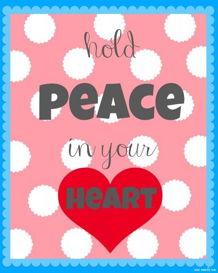 Hold-Peace-In-Your-Heart-Sign