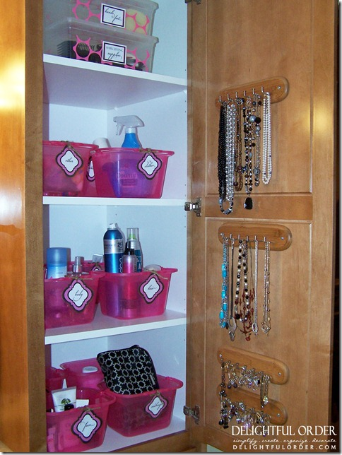 jewlery organization