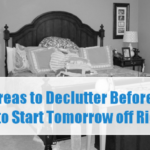 5 Areas to Declutter Before Bed to Start Tomorrow Off Right