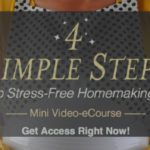 Stress Free Homemaking