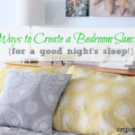 5 Ways to Create a Bedroom Sanctuary