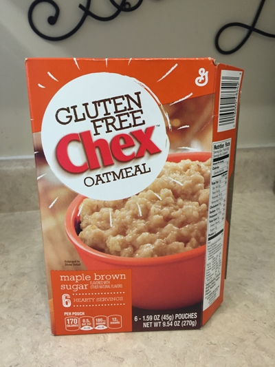 chex oatmeal