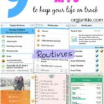 Favorite Organizing Apps to Keep Your Life on Track