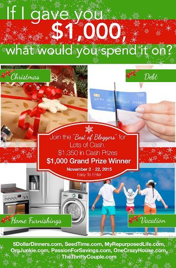 Huge Cash Giveaway