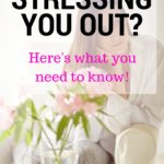 Is organizing stressing you out