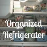 Quick & Easy Tip for an Organized Refrigerator
