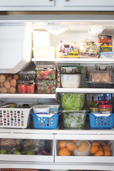 Quick Amp Easy Tip For An Organized Refrigerator