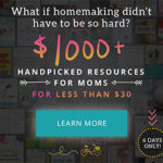 93 Homemaking Ebook Bundle Resources