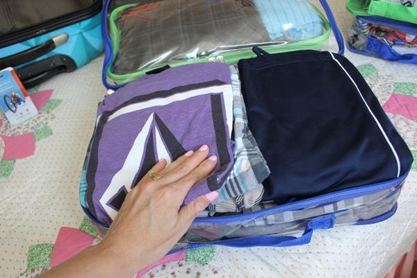 EZ Packing Cubes 8