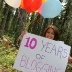 Celebrating 10 Years of Blogging + Giveaway!