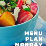 Menu Plan Monday ~ Aug 15/16