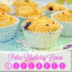 Menu Plan Monday ~ June 27/16 – Paleo Blueberry Lemon Cupcakes