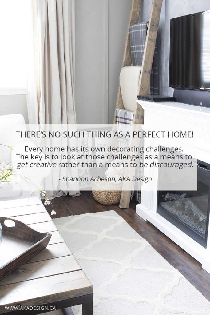 There's No Such Thing as a Perfect Home